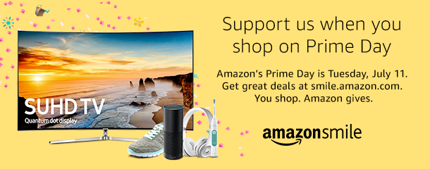 Support Charity While Shopping for Prime Day