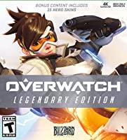 Save on Overwatch Legendary Edition