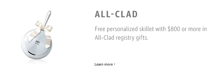 All-Clad Bonus Gift
