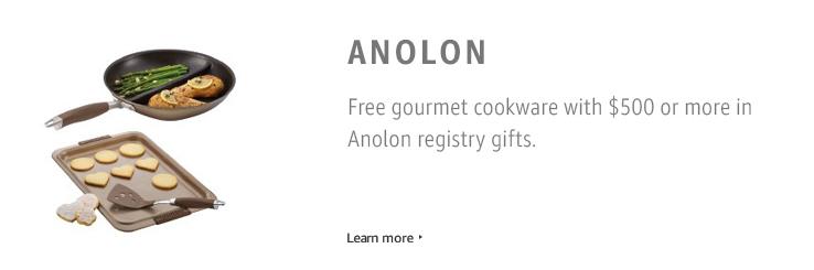 Anolon Bonus Gift