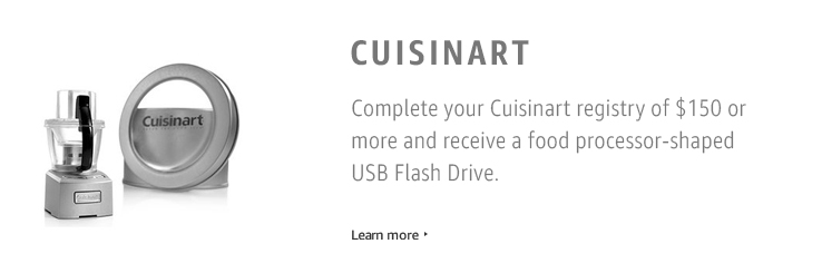 Cuisinart Bonus Gift