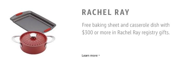 Rachel Ray Bonus Gift