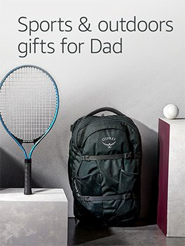 Sports and outdoor gifts for Dad