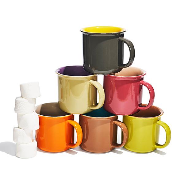 Siena Mugs by Yedi