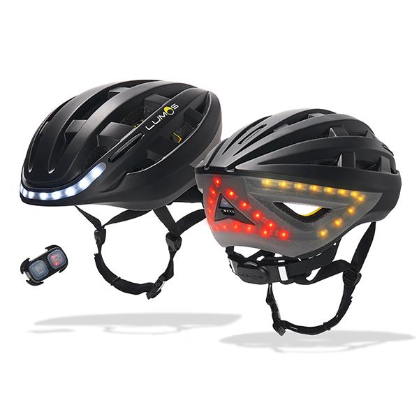Kickstart Helmets by Lumos