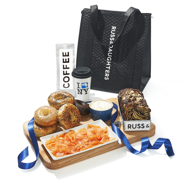 New York Brunch Kit by Russ & Daughters