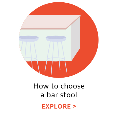 How to choose a stool height