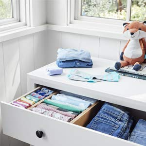 Drawer Dividers and Organization
