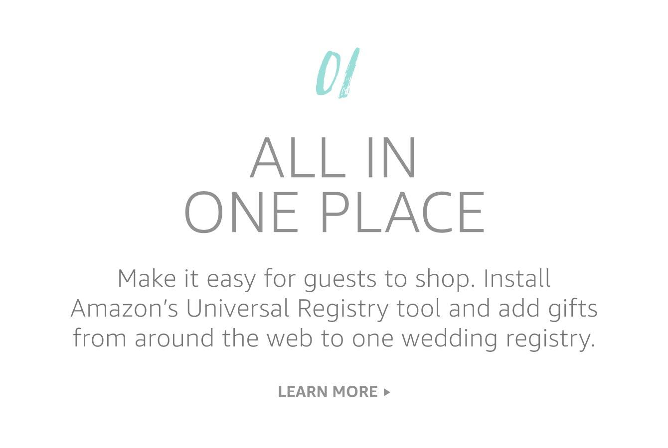 Wedding Registry Benefits Discounts Amazon Bridal And Wedding Gifts