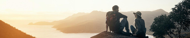 Armen su nueva vida juntos con la mayor selección del mundo. Tenemos todo lo que sus corazones desean—desde carpas, juegos de mesa y canoas