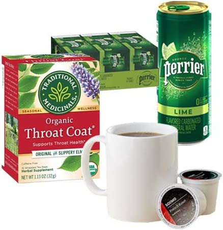 up to 35% off beverages from Crystal Light, Solimo, V8, and more
