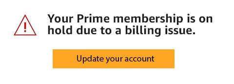 Update your billing info