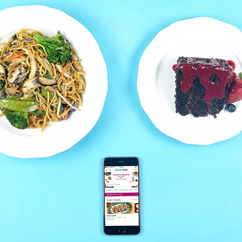 Everything You Need To Know About Amazon Restaurants