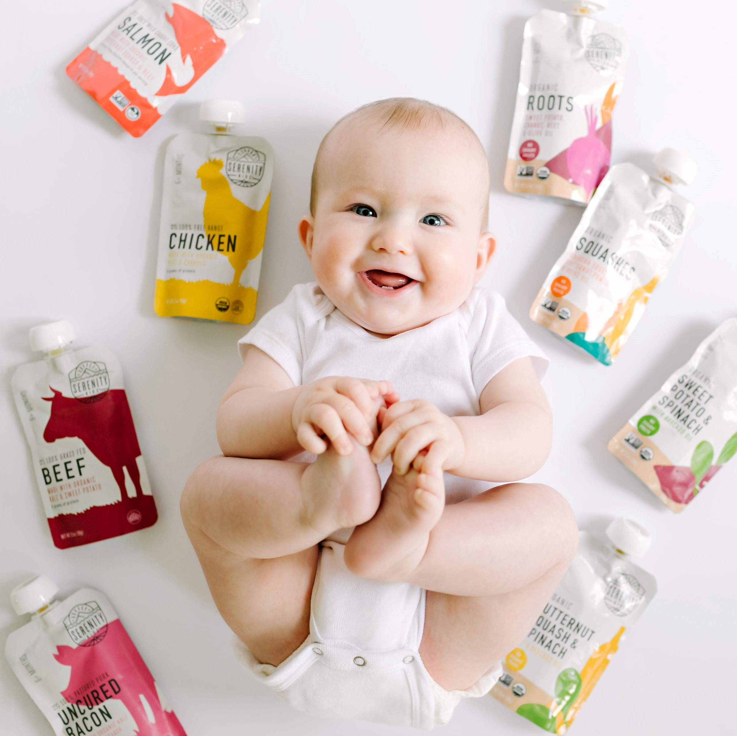 Serenity Kids Baby Food, Ethically Sourced