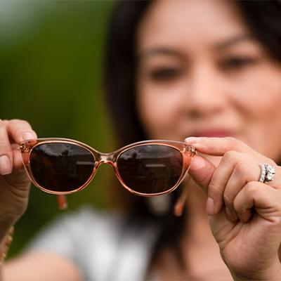 VITENZI Bifocal Sunglasses Cat Eye Readers