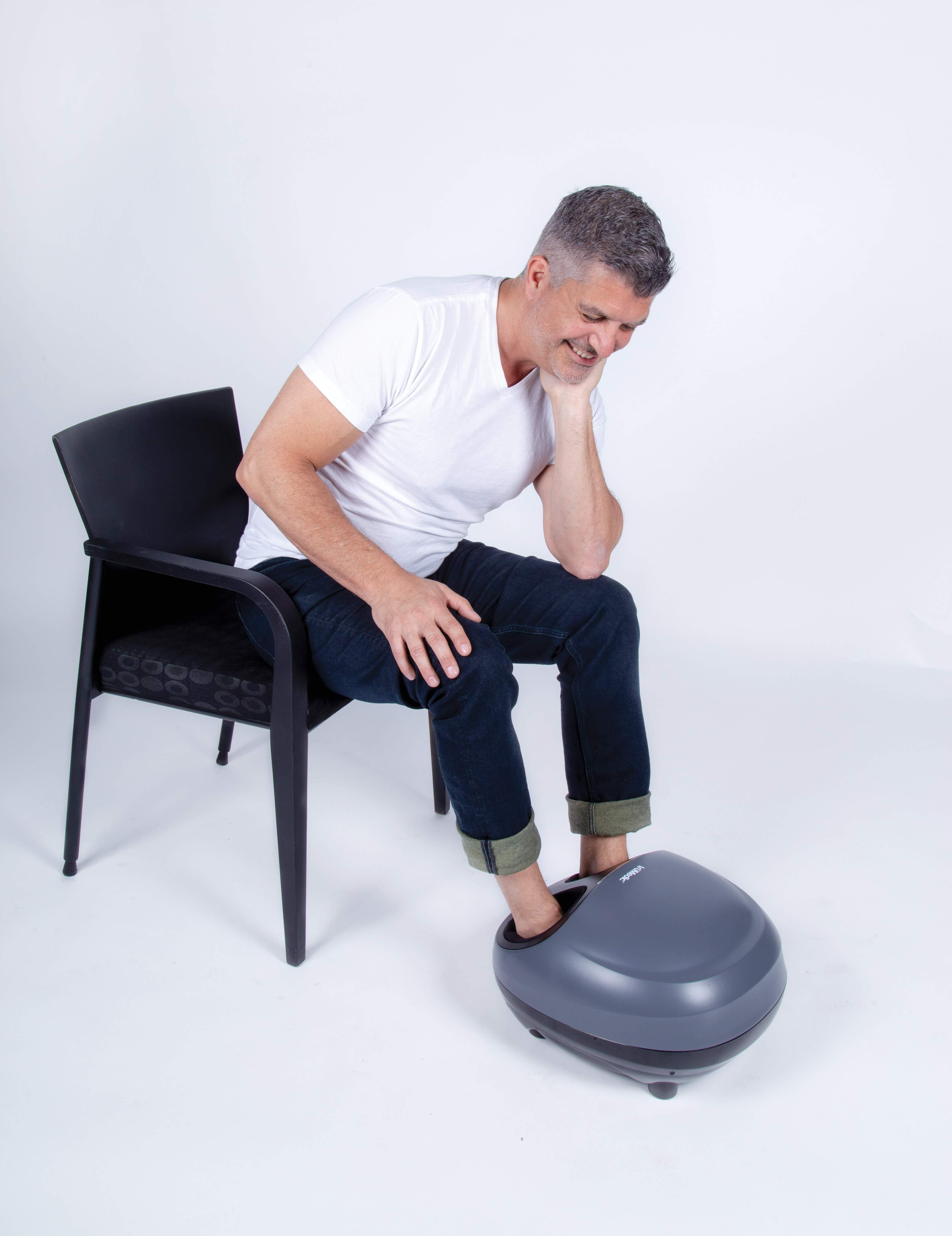 truShiatsu PRO Foot Massager Machine