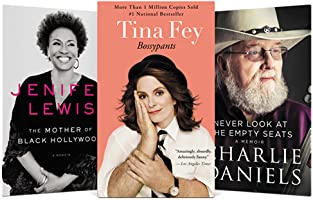 Select Biographies & Memoirs on Kindle, $3.99 or less