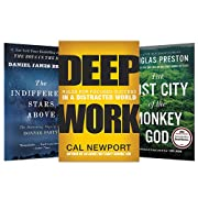 Amazon #DealOfTheDay: Today only: Up to 80% off select Nonfiction reads on Kindle
