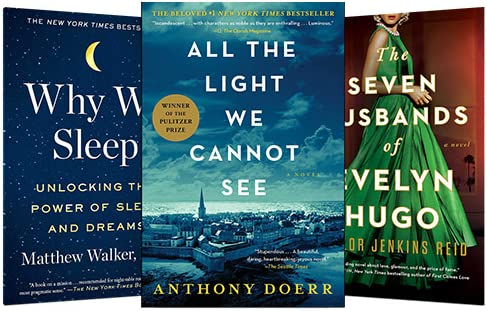 Today only: Select best sellers for $4.99 or less on Kindle