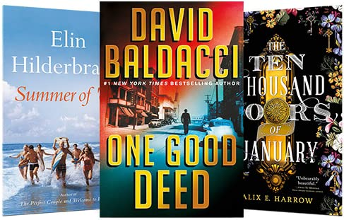 Today only: Top Kindle reads, starting at $2.99