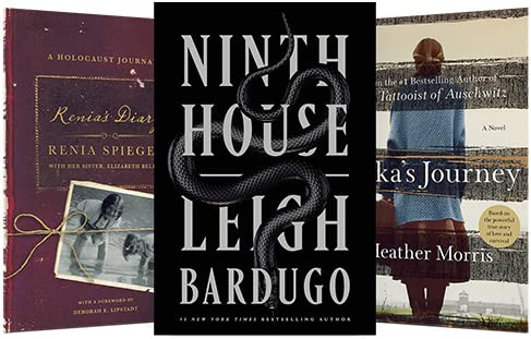 Today only: $3.99 or less on top Kindle reads
