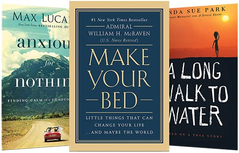 Today only: $0.99 & up, select New York Times best sellers on Kindle