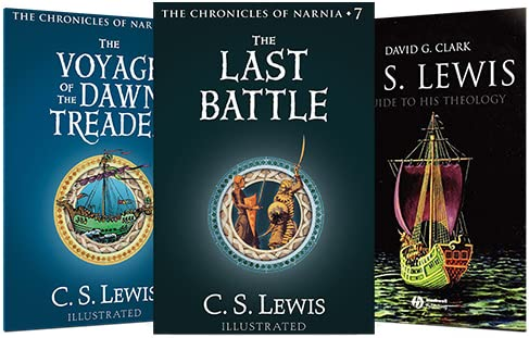Today only: $1.99 & up select top reads from CS Lewis on Kindle