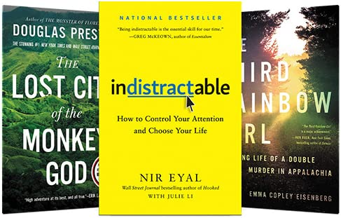 Today only: $0.99 & up, select Nonfiction reads on Kindle