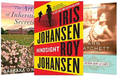 Today only: Select top-rated spring reads on Kindle