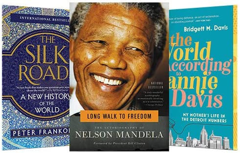 Today only: Top Nonfiction exclusives under $4.99 on Kindle