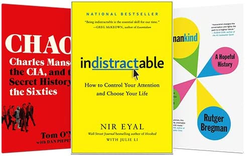 Today only: Up to 80% off, top nonfiction reads on Kindle