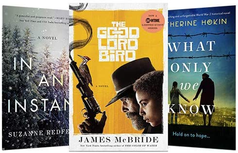 Top literature and fiction books for less than $3.99 on Kindle