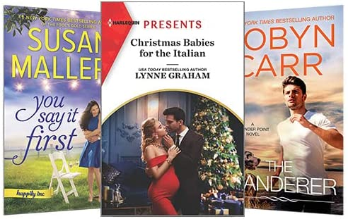 Today only: Up to 80% off on Romance novels on Kindle
