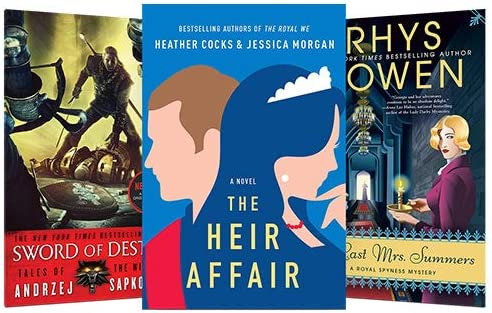 Today only: Perfect books for the fall at $3.99 or less on Kindle