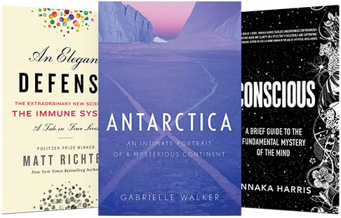 Today only: Up to 80% off select Science reads on Kindle