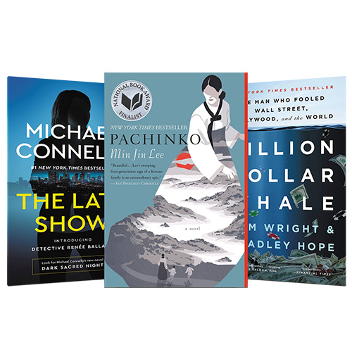 Today only: Top eBooks for $4.99 or less