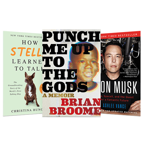 Today only: Select Biographies and Memoirs for $4.99 or less on Kindle
