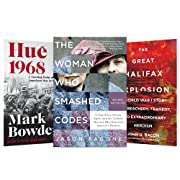 Amazon #DealOfTheDay: For the history buff in you, select history books are $3.99 or less on Kindle