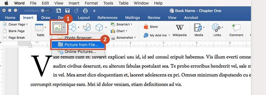 Build Your Book - Format a Paperback Manuscript (Word for Mac