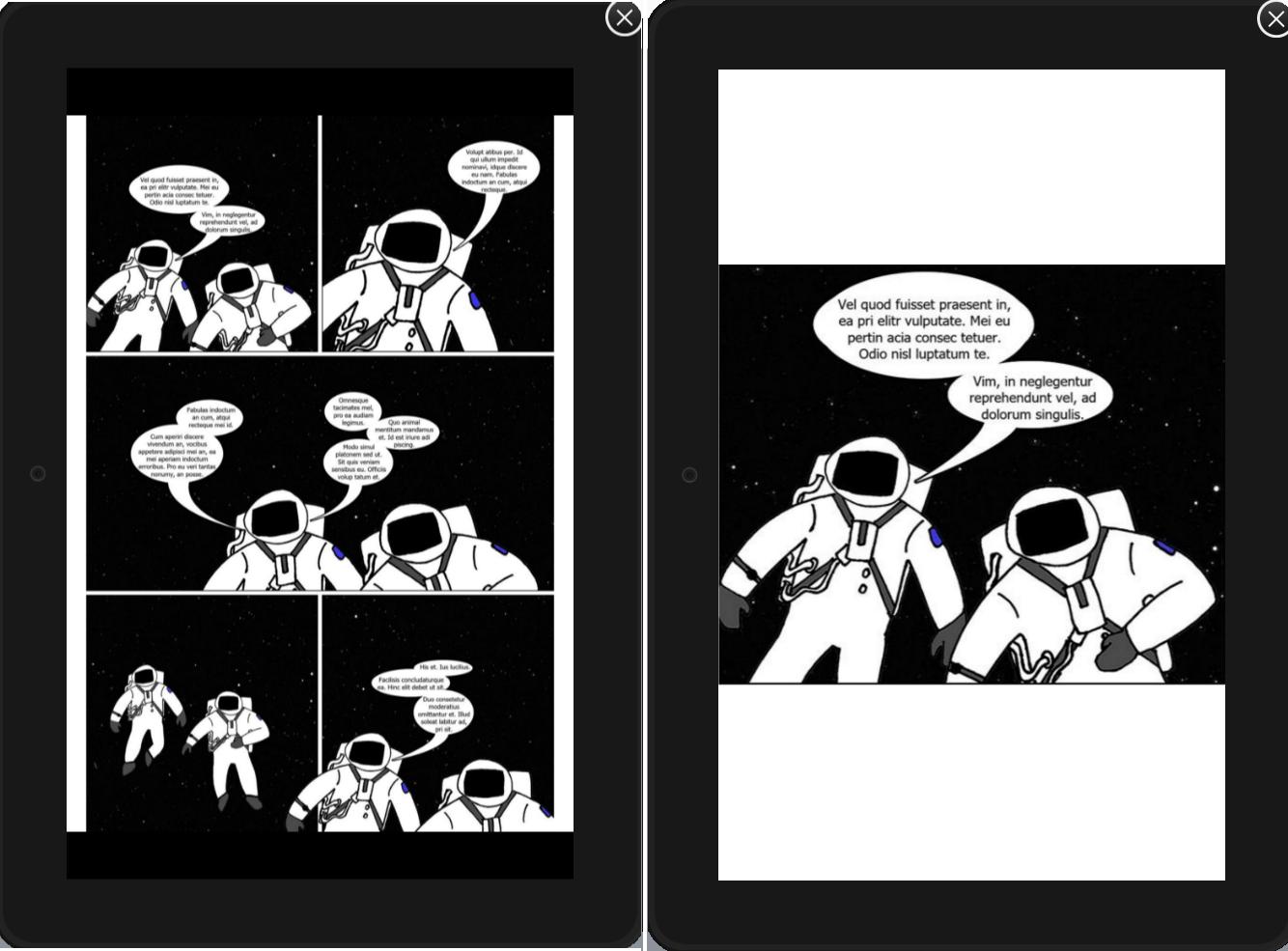 Prepare Comic eBooks with Kindle Create | Amazon Kindle