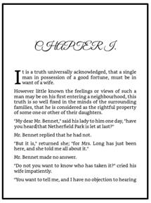 Página de bloco do capítulo com tema Amor no Kindle Create