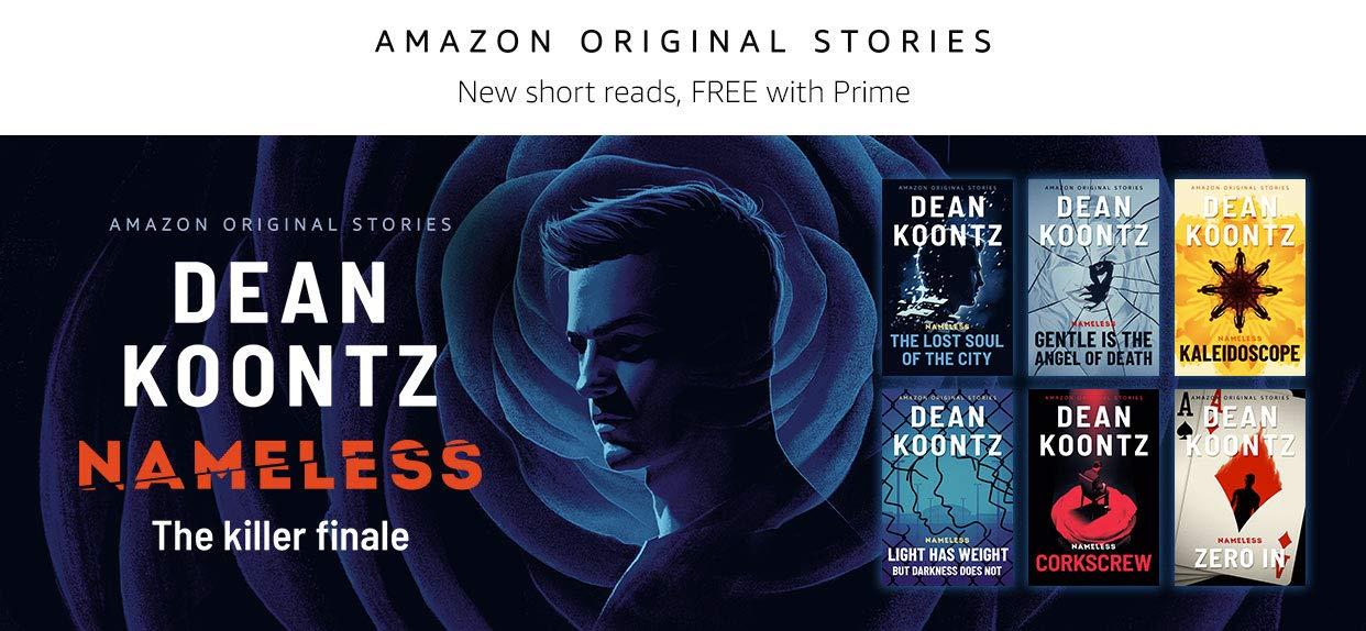 Nameless By Dean Koontz   Amazon Original Stories