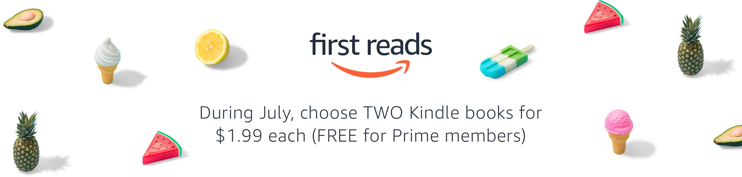 Choose TWO Kindle Books for FREE