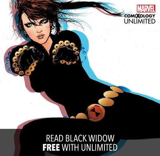 Read Black Widow free with comiXology Unlimited!