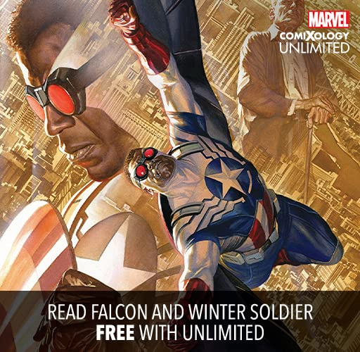 Read Falcon and the Winter Soldier free with comiXology Unlimited!