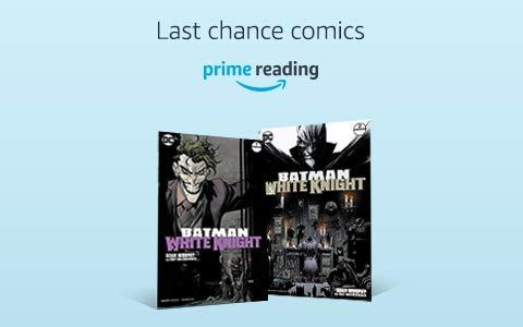 Last chance comics