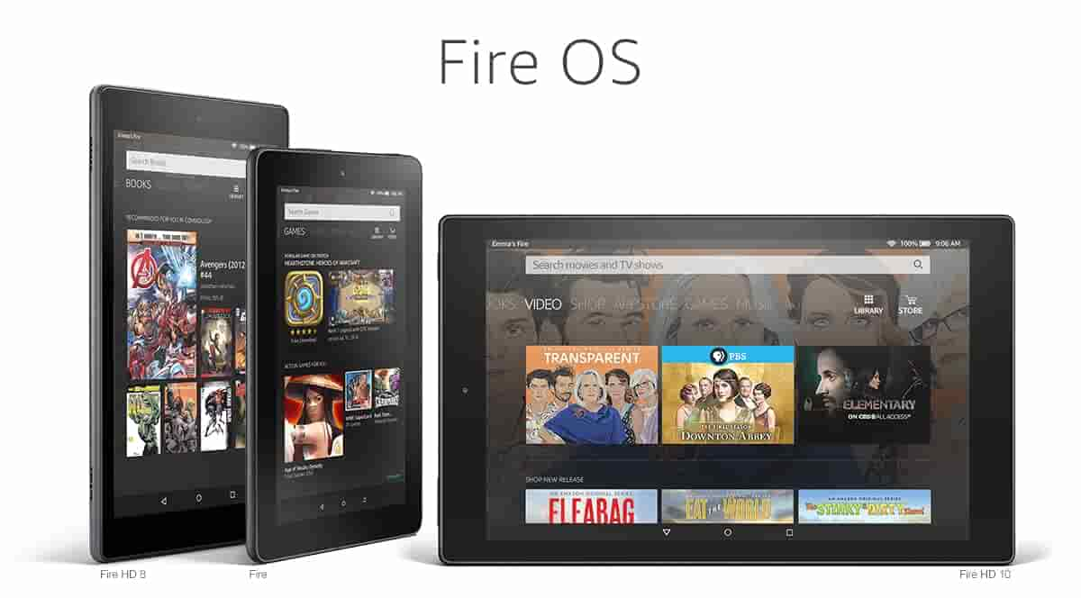 Fire Os Apps