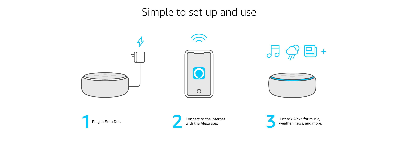 Amazon Alexa Echo Setup