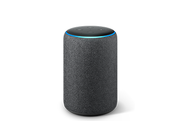 enceinte connectée Amazon Echo 3