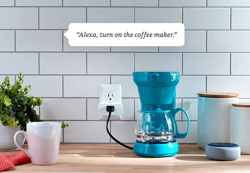 Amazon.com: Amazon Smart Plug, works with Alexa – A ...
